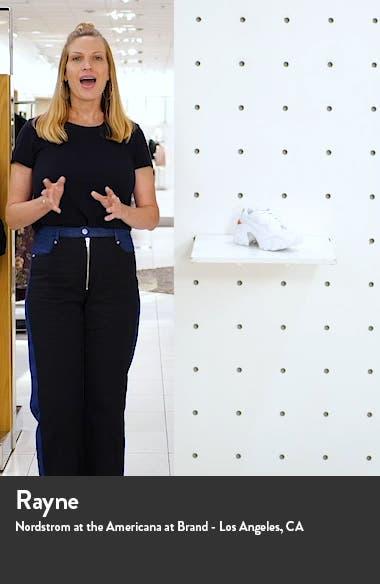 Pulsar Wedge Tech Glam Sneaker, sales video thumbnail