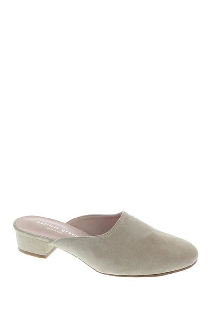 Image of Patricia Green Ava Block Heel Mule