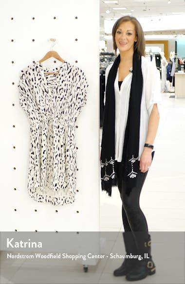 Jaylin Drawstring Dress, sales video thumbnail
