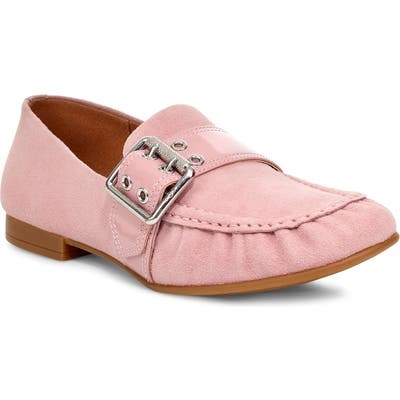 Ugg Buckle Loafer, Pink