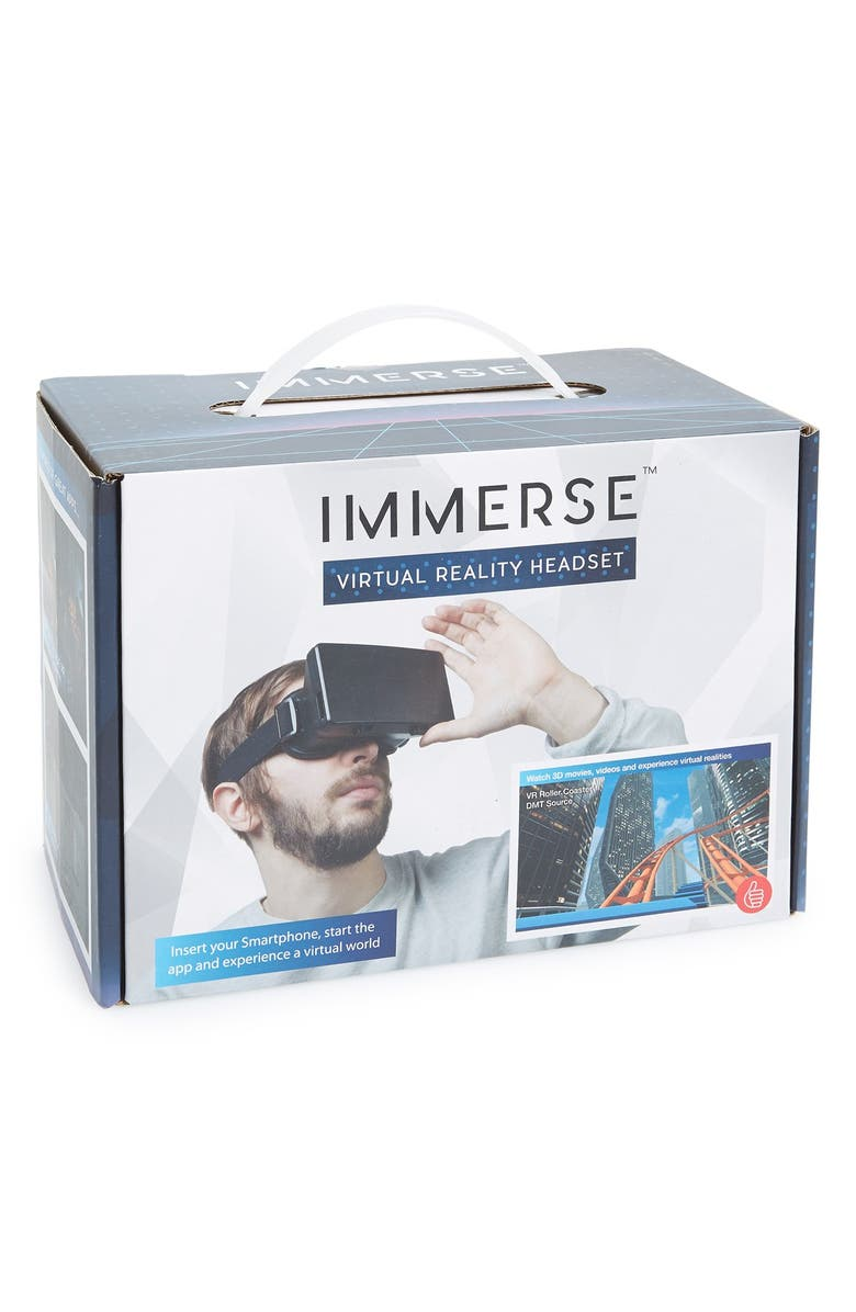 thumbsUp! 'Immerse™ Virtual Reality' Headset | Nordstrom