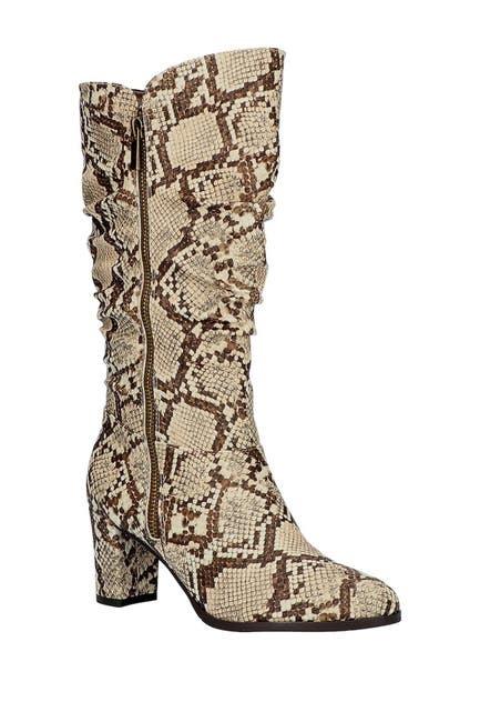Image of EASY STREET Mara Mid Shaft Slouch Boot - Multiple Widths Available