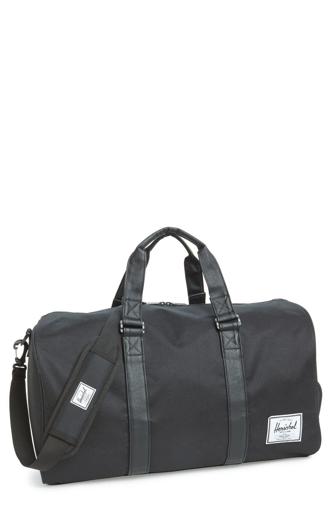 'Novel' Duffel Bag