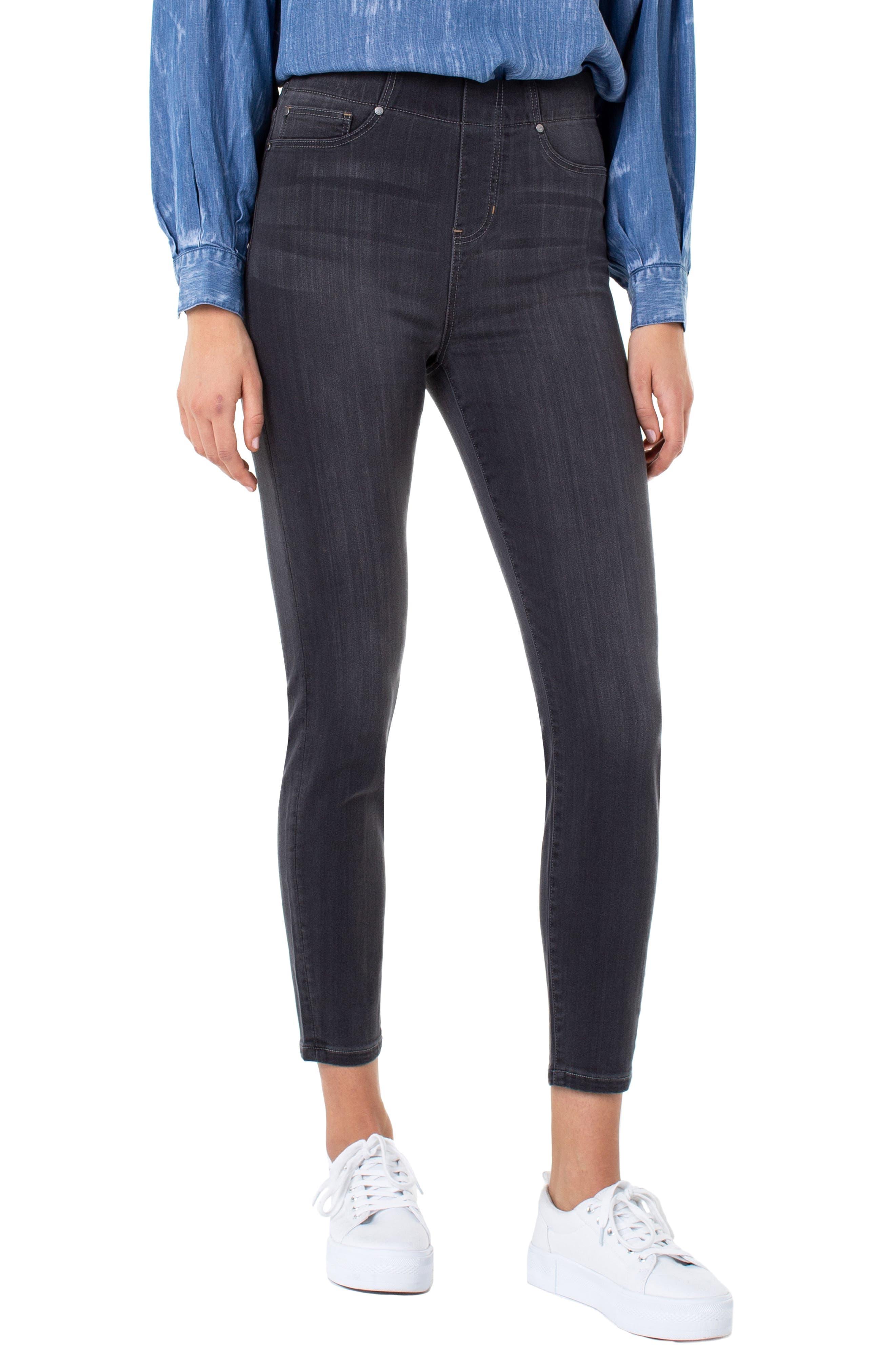 Chloe High Waist Ankle Skinny Jeans