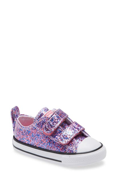 Converse Glitters CHUCK TAYLOR ALL STAR 2V GLITTER LOW TOP SNEAKER