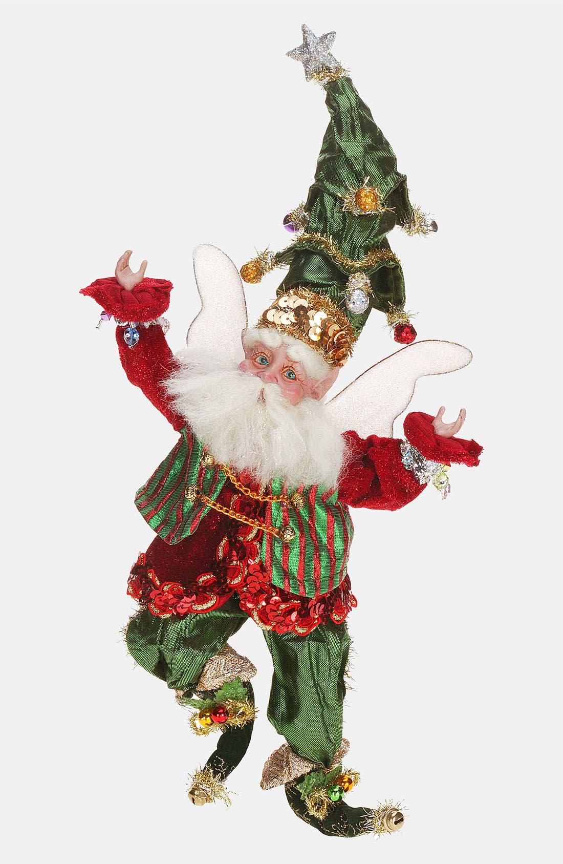 'Christmas Tree Fairy' Figurine, Main, color, 000