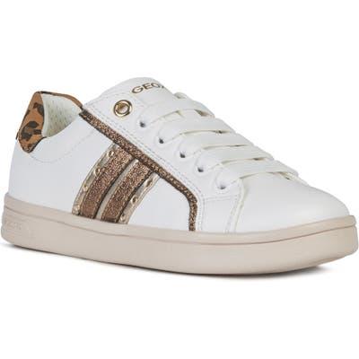 Geox Dj Rock Glitter Sneaker