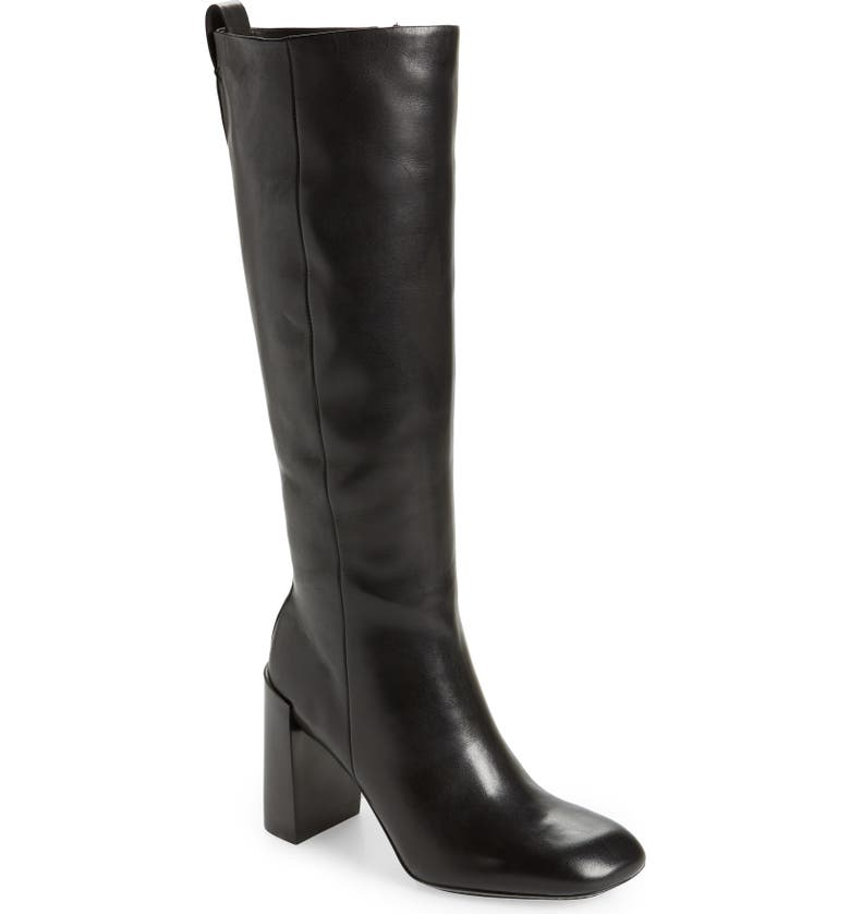 RAG & BONE Ellis Knee High Boot, Main, color, 001