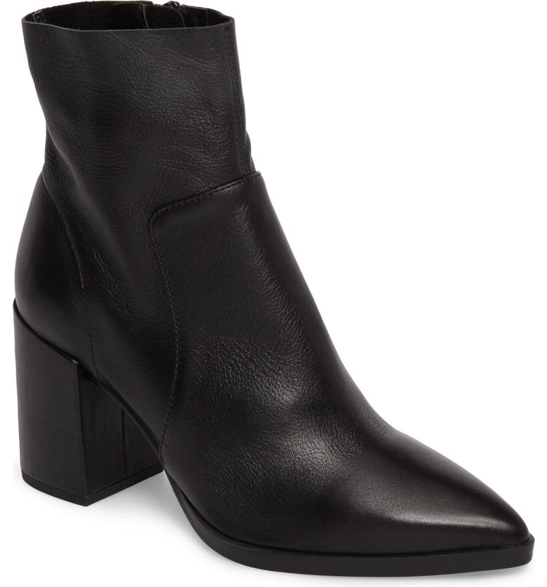 TONY BIANCO Brazen Pointy Toe Bootie, Main, color, 001