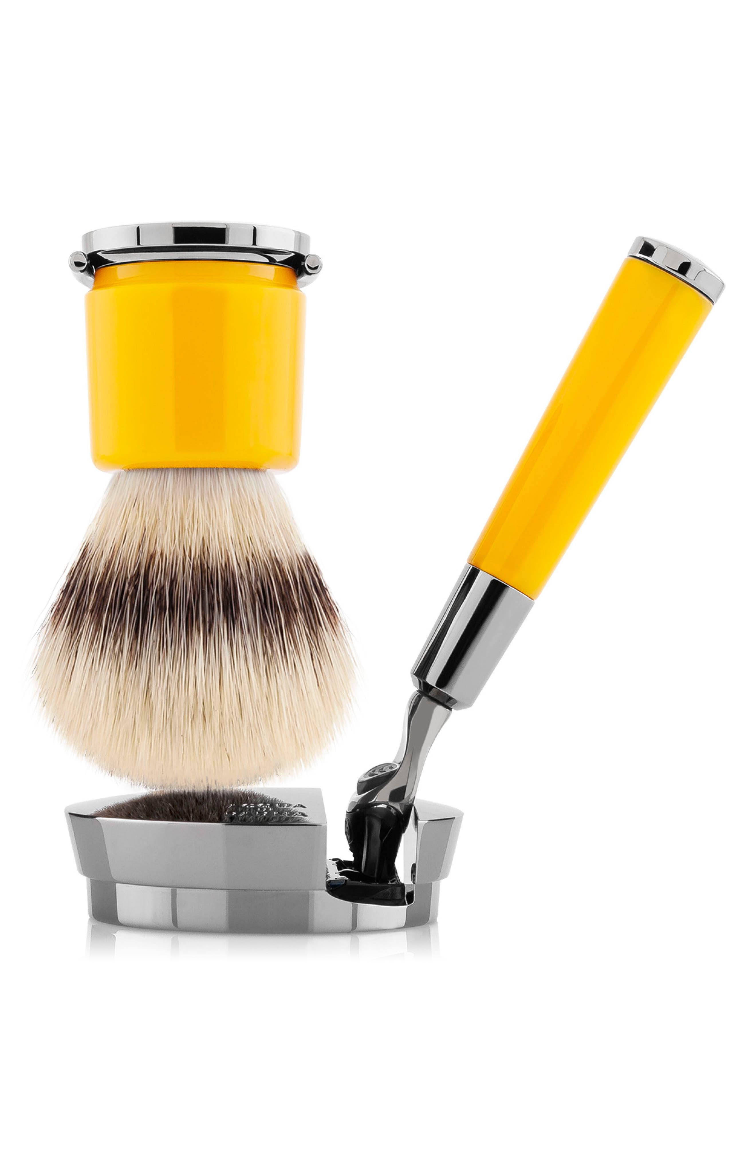 Barbiere Yellow Razor