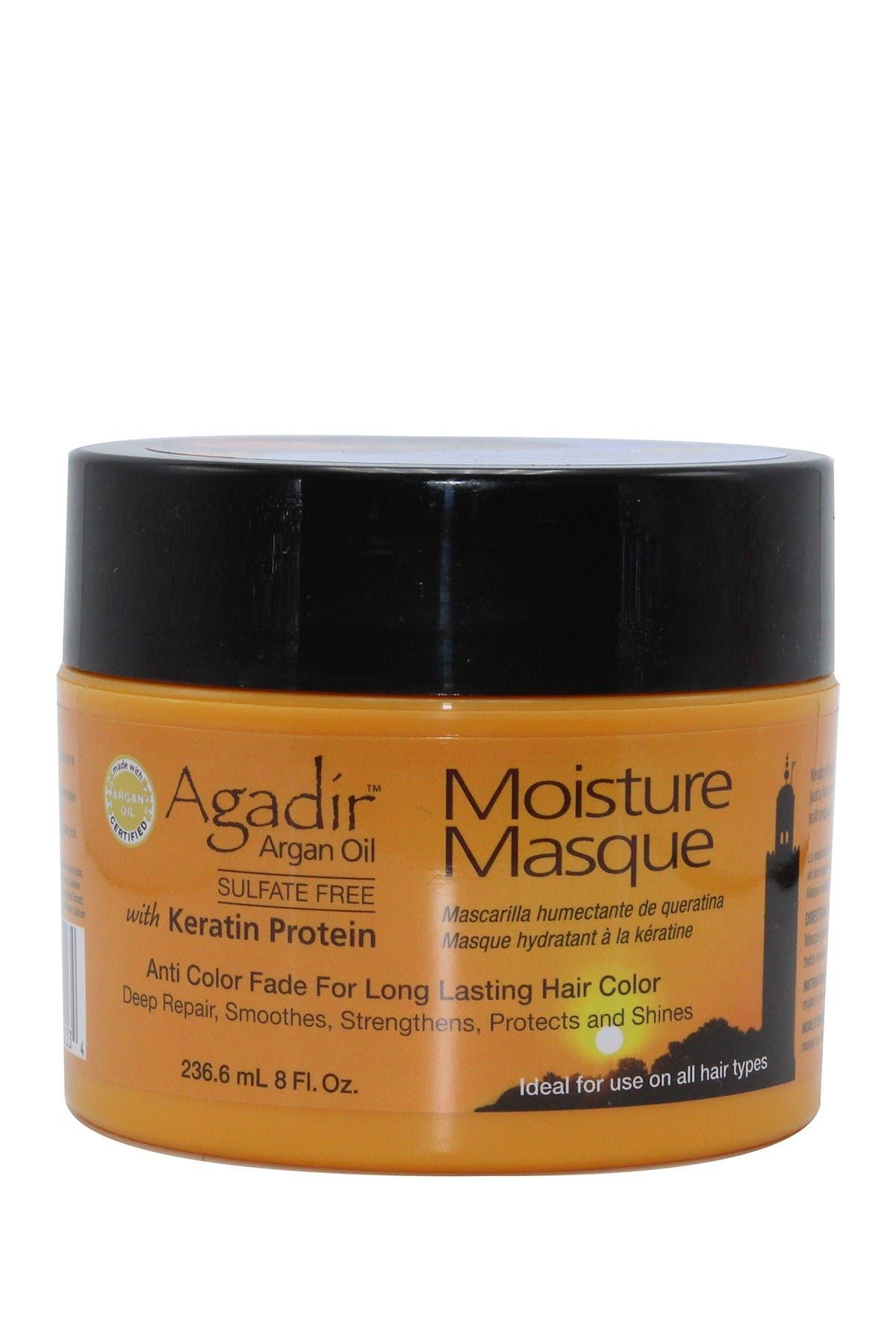 Image of Agadir Argan Oil Moisture Hair Masque - 8 oz.