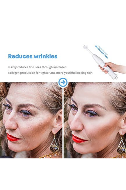 Image of PURE DAILY CARE NuDerma Portable Handheld High Frequency Skin Therapy Wand Machine