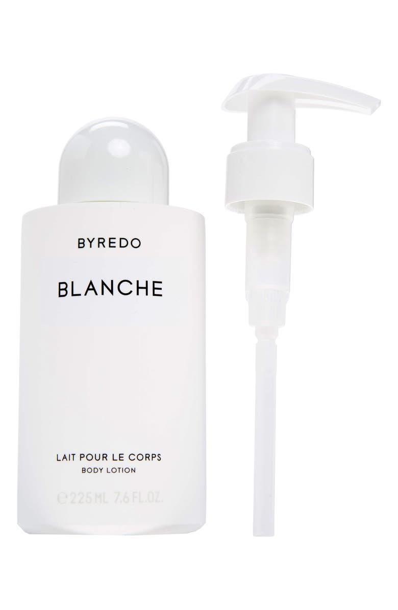 BYREDO Blanche Body Lotion, Main, color, NO COLOR