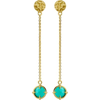 Karen London Athena Drop Earrings