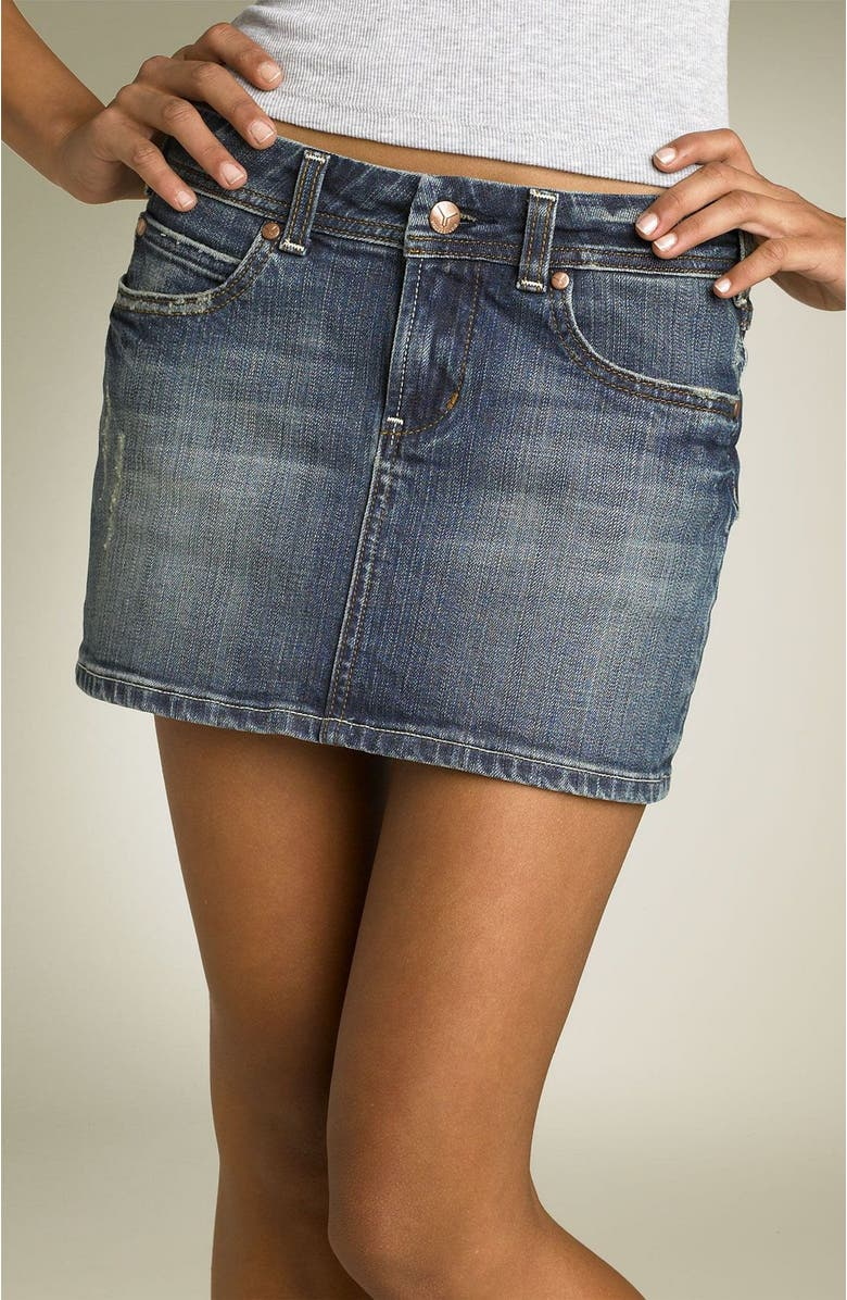 VIGOSS 'Ritz' Miniskirt, Main, color, 426