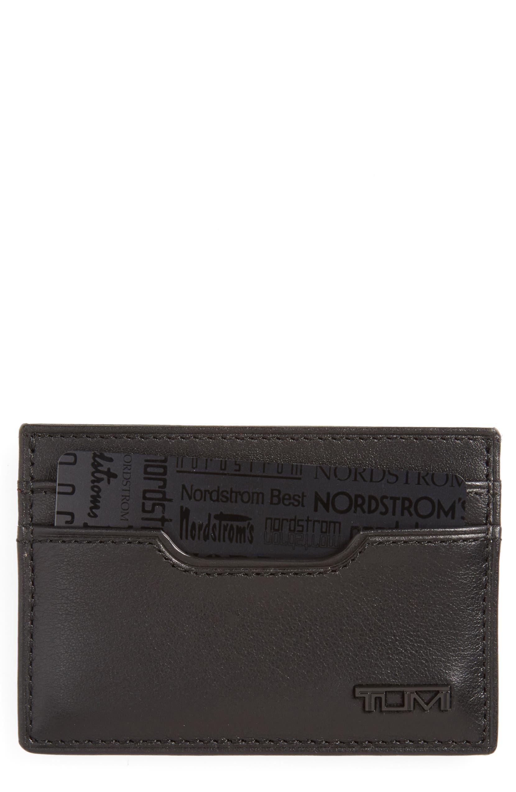 08937b370b Delta - ID Lock™ Shielded Slim Card Case & ID Wallet