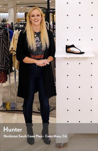 Greta V-Strap Flat Sandal, sales video thumbnail