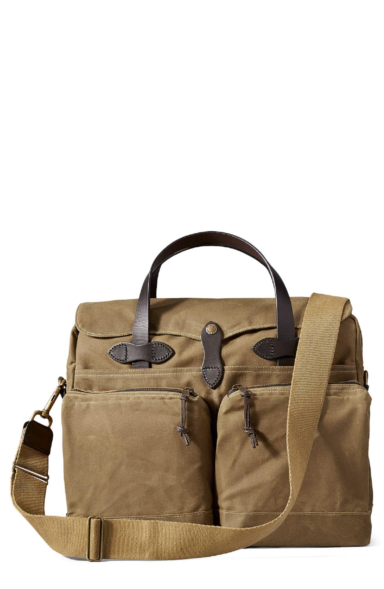 '24 Hour' Tin Cloth Briefcase