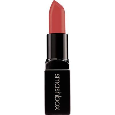 Smashbox Be Legendary Matte Lipstick -