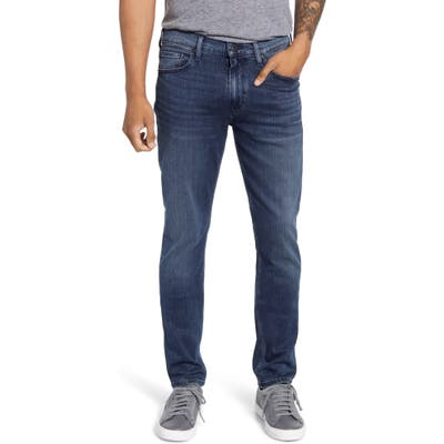 Paige Transcend Lennox Slim Jeans, Blue