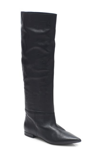 Image of Free People Hawley Pointed Toe To-The-Knee Boot