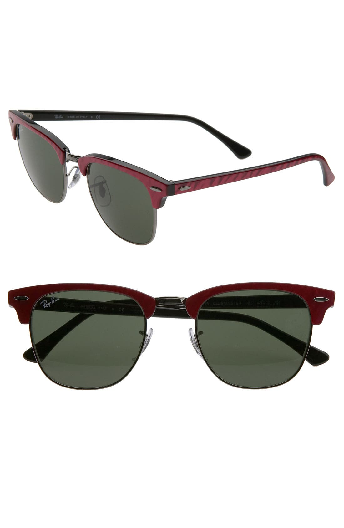 ,                             'Clubmaster' 49mm Sunglasses,                             Main thumbnail 7, color,                             600