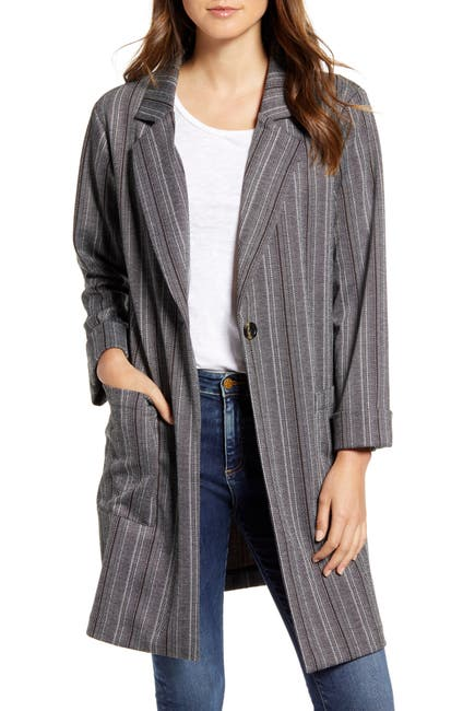 Image of Sanctuary City Knit Oversize Blazer