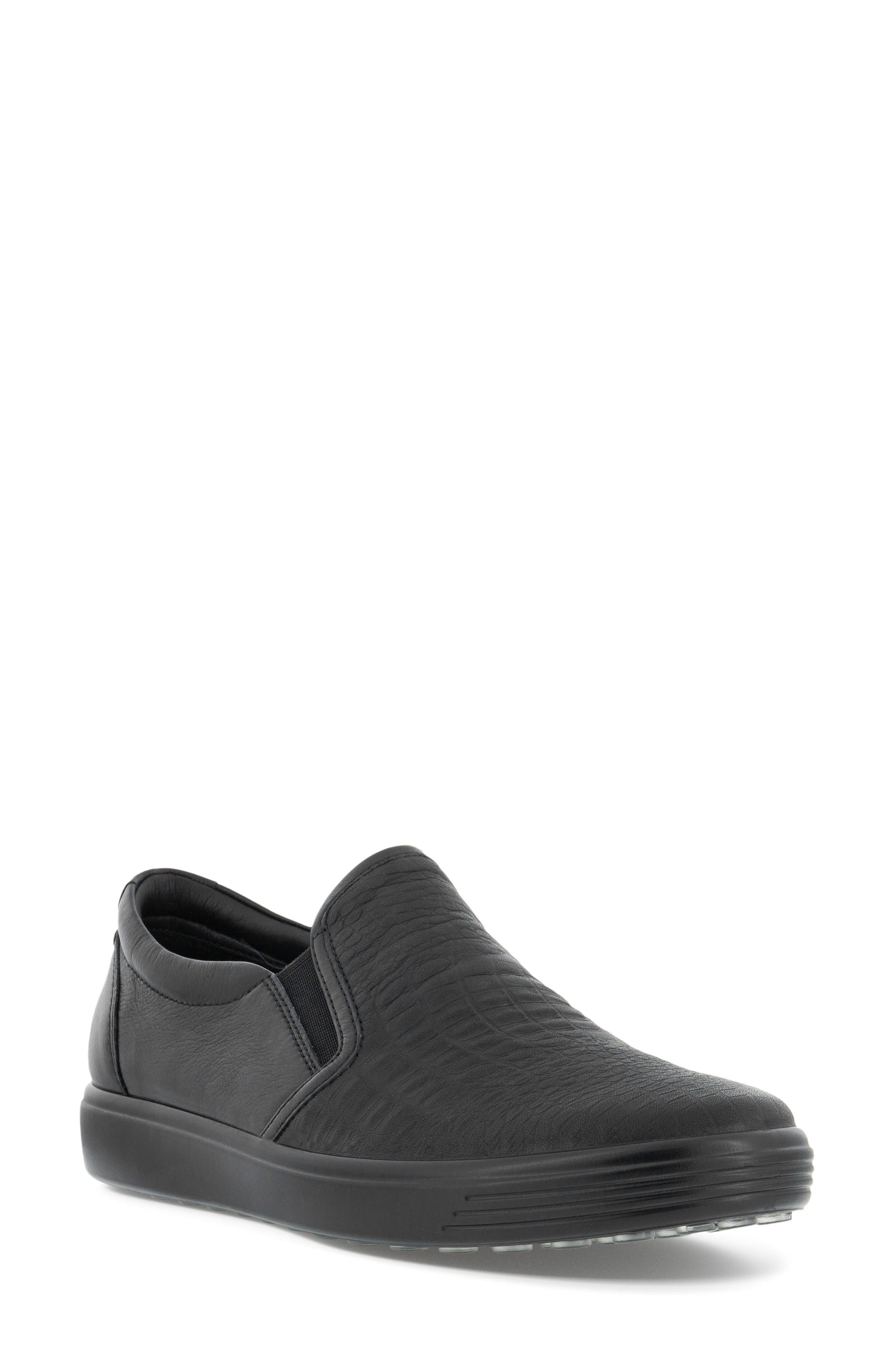 Women's Ecco Soft 7 Street Slip-On Sneaker