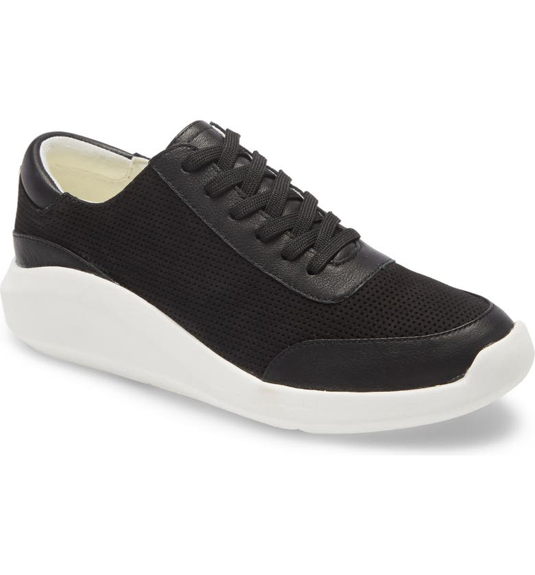 KENNETH COLE NEW YORK Mello Low Top Sneaker, Main, color, 001
