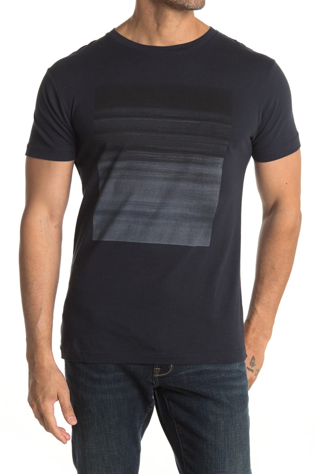 Image of Vestige Gradient Box Tee