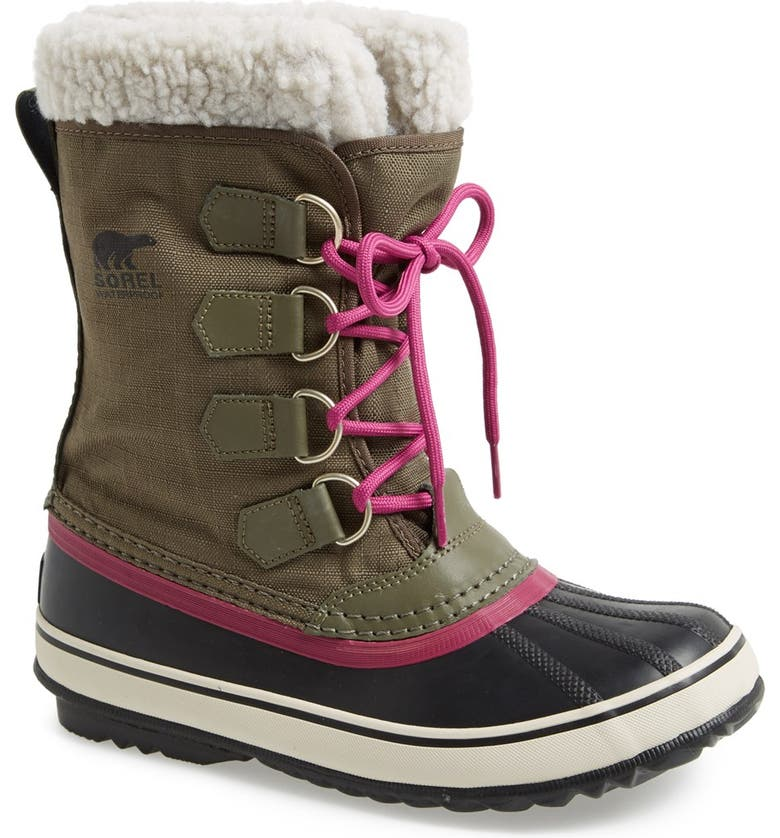 SOREL 'Winter Carnival' Boot, Main, color, 313