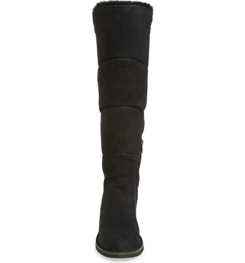 ad29db5c063 Sibley Over the Knee Water Resistant Boot