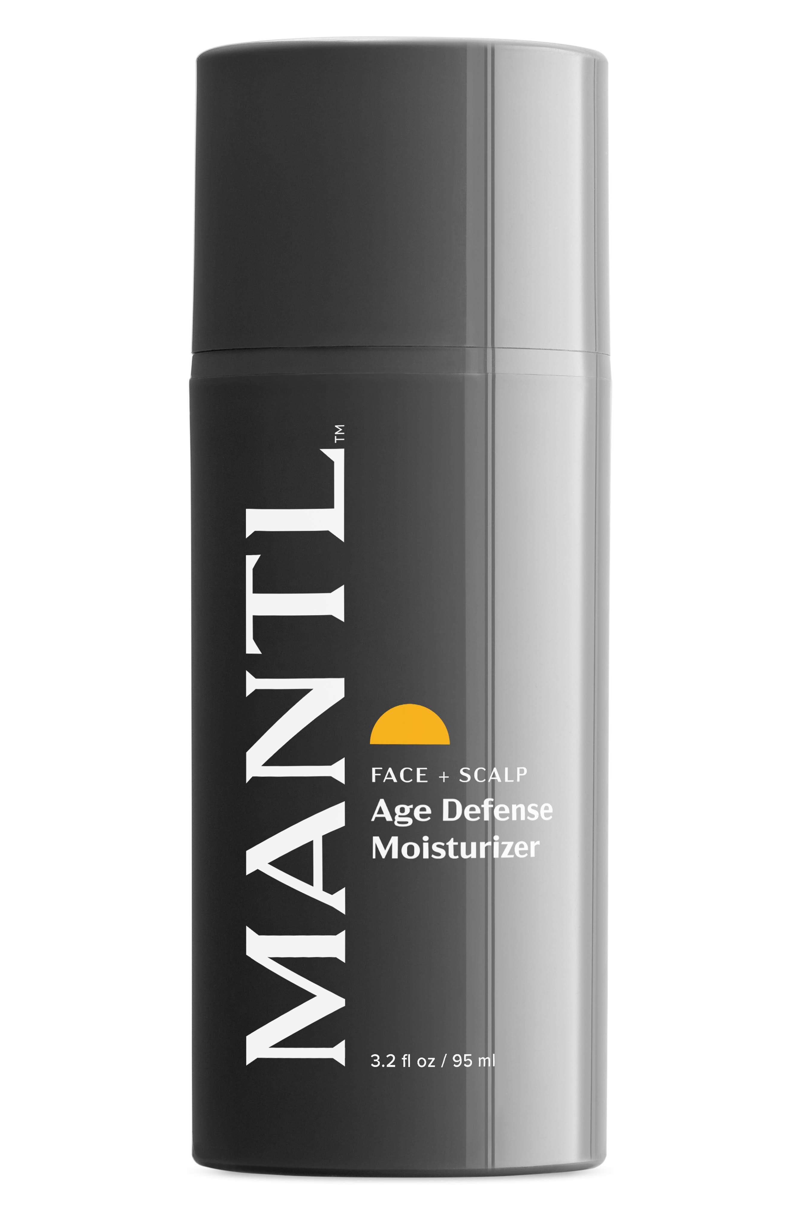 Face + Scalp Age Defense Moisturizer