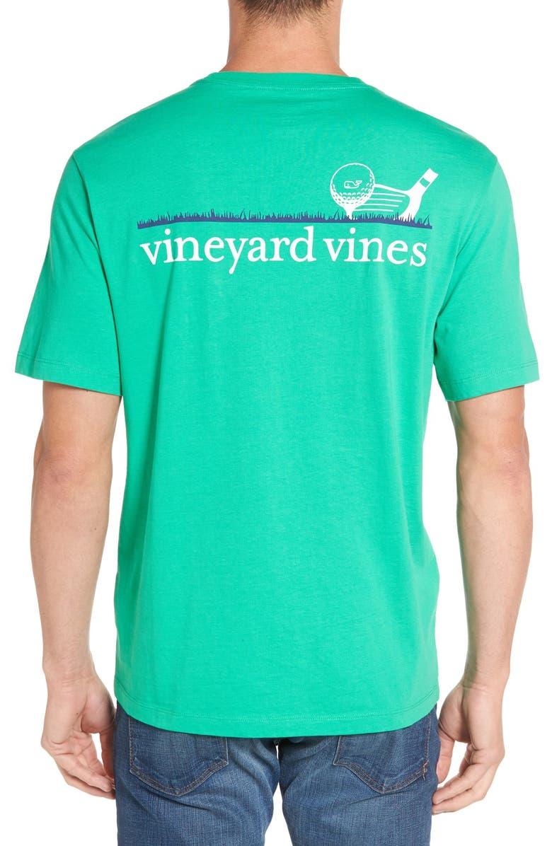 VINEYARD VINES 'Golf Line' Graphic T-Shirt, Main, color, 307