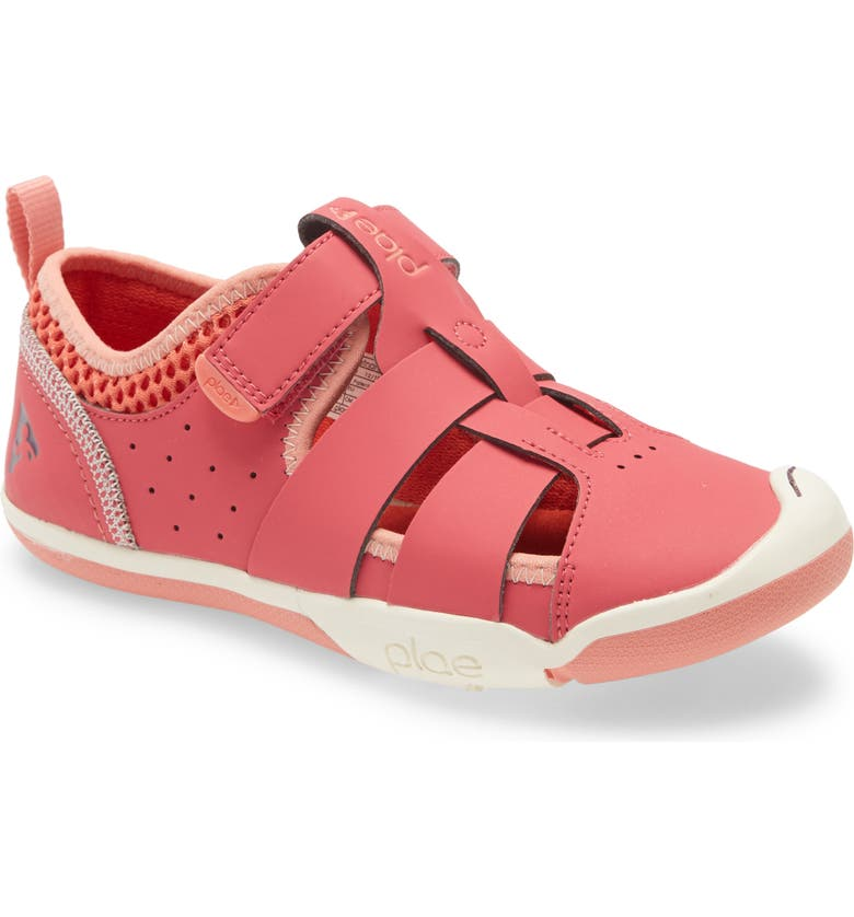 PLAE Sam Sneaker, Main, color, LIVING CORAL