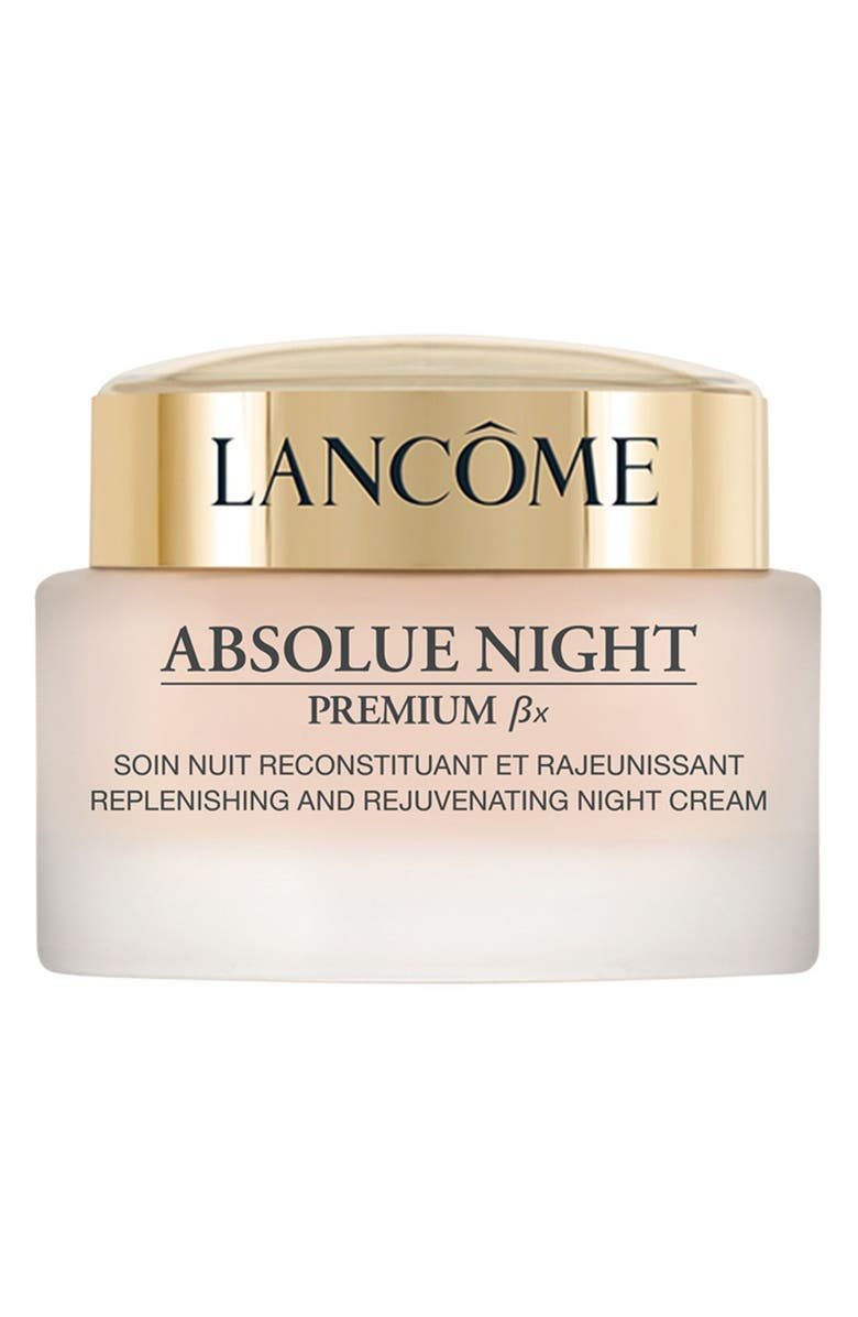 LANCÔME Absolue Premium Bx Night Recovery Moisturizer Cream, Main, color, NO COLOR