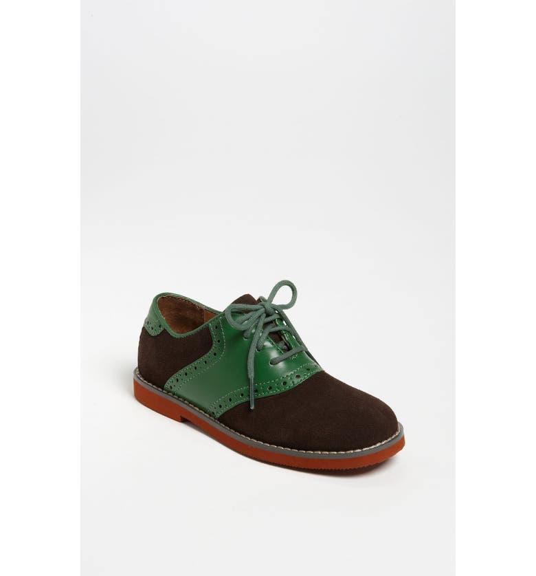 FLORSHEIM 'Kennett' Oxford, Main, color, GREEN/ BROWN