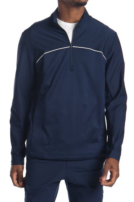 Image of adidas Go-To 1/4 Zip Golf Pullover