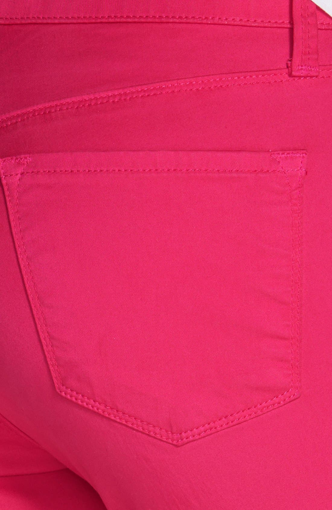 ,                             '485' Mid Rise Super Skinny Jeans,                             Alternate thumbnail 59, color,                             671