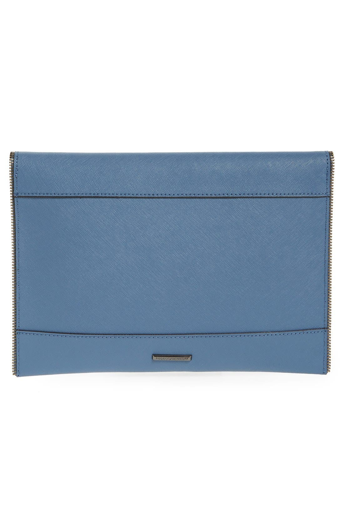 ,                             Leo Envelope Clutch,                             Alternate thumbnail 196, color,                             405