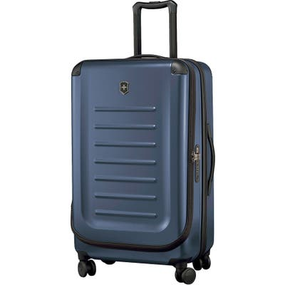 Victorinox Swiss Army Spectra 2.0 30-Inch Hard Sided Rolling Travel Suitcase - Blue