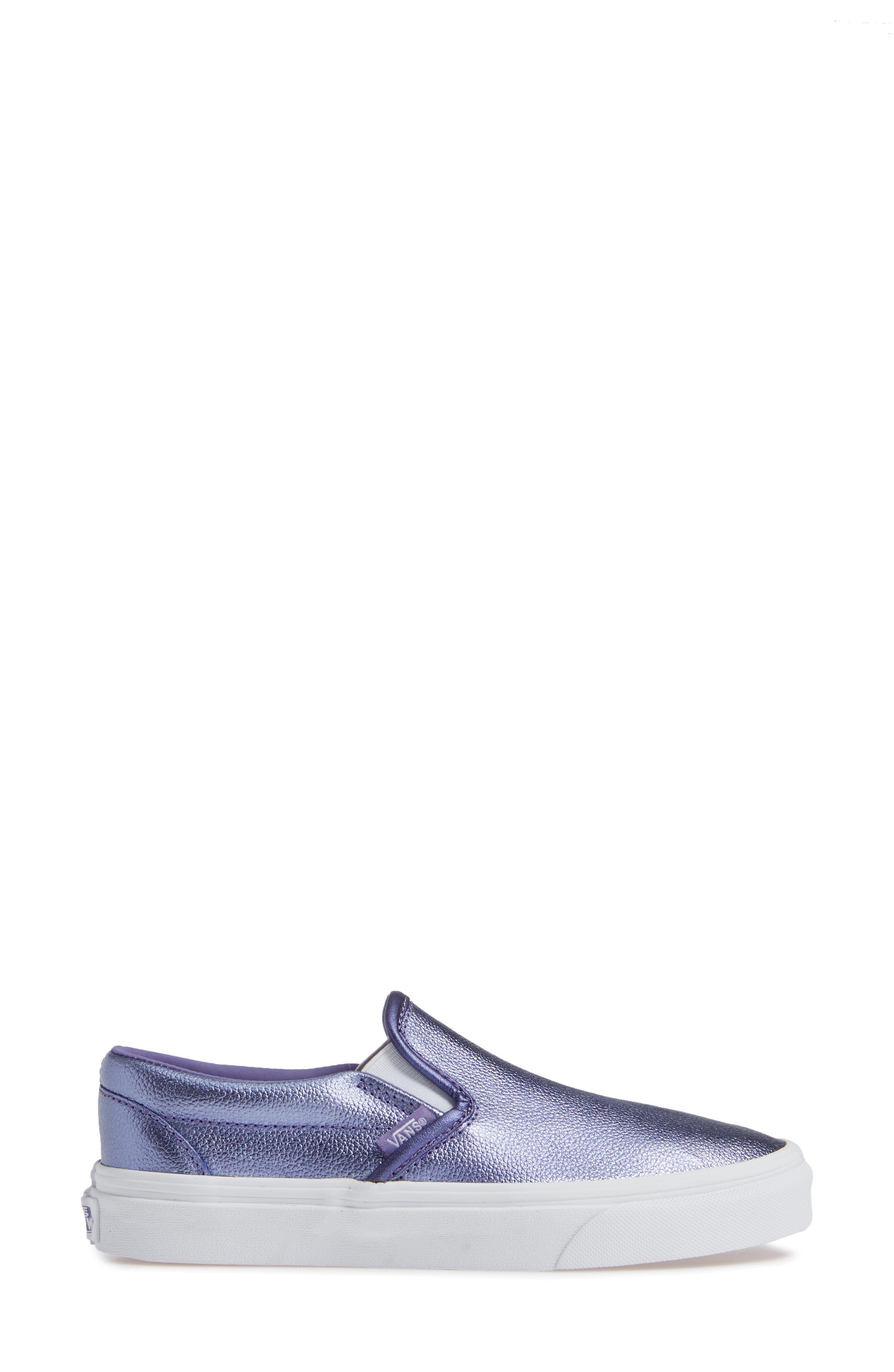,                             Classic Slip-On Sneaker,                             Alternate thumbnail 43, color,                             403