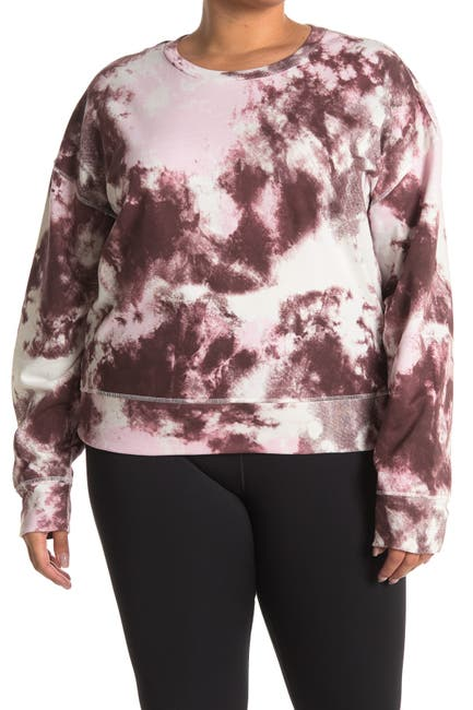Image of Z By Zella Maisie Tie Dye Pullover