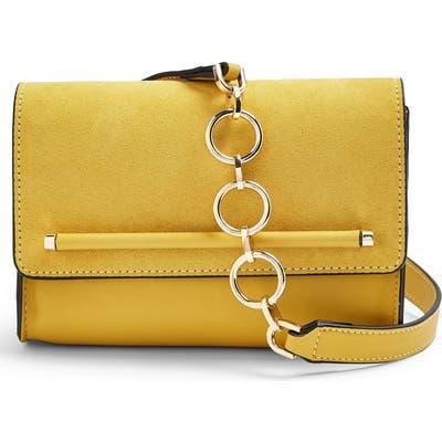 Topshop Blair Belt Bag - Yellow
