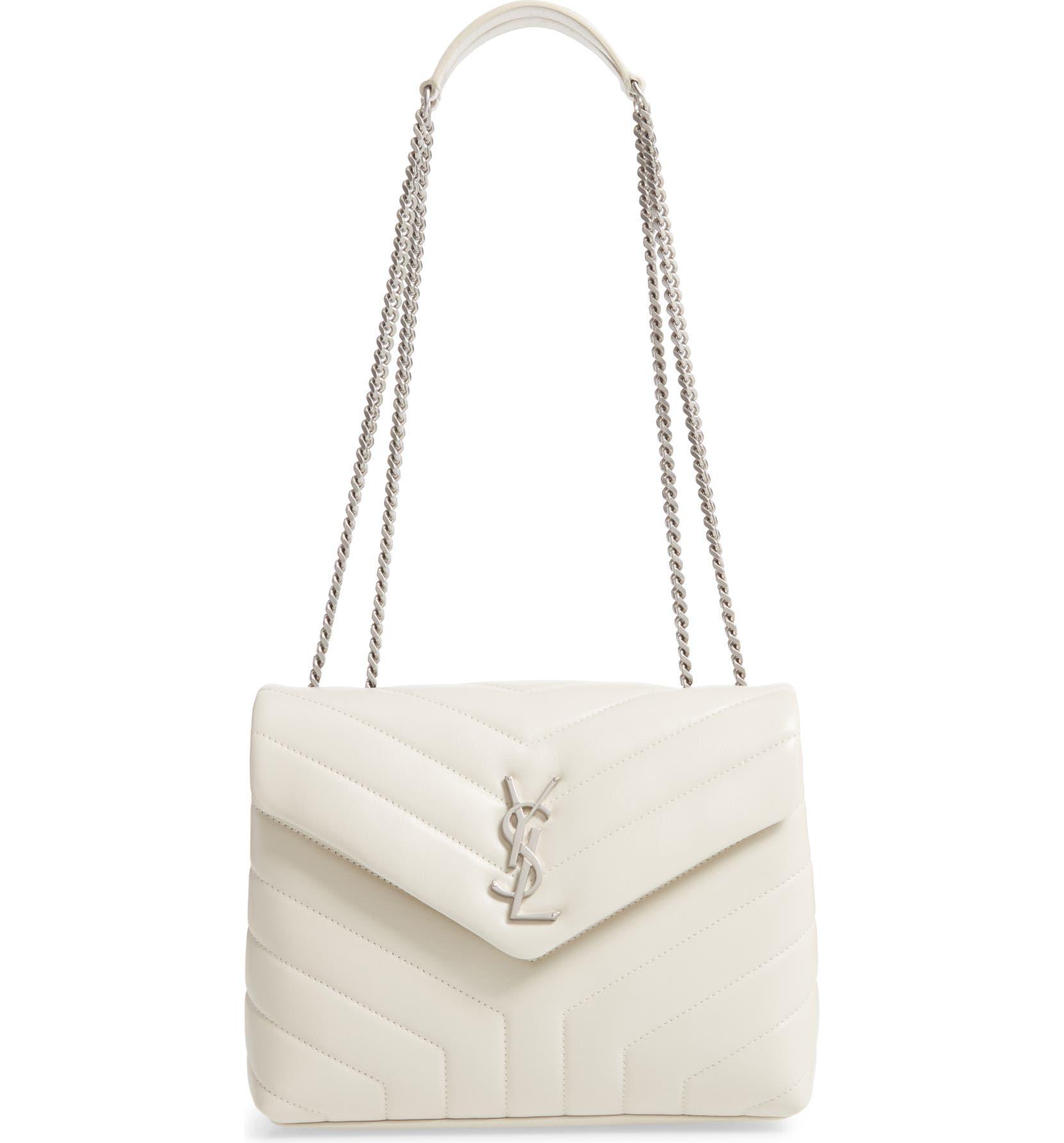 06d4128a85 Small Loulou Matelassé Leather Shoulder Bag