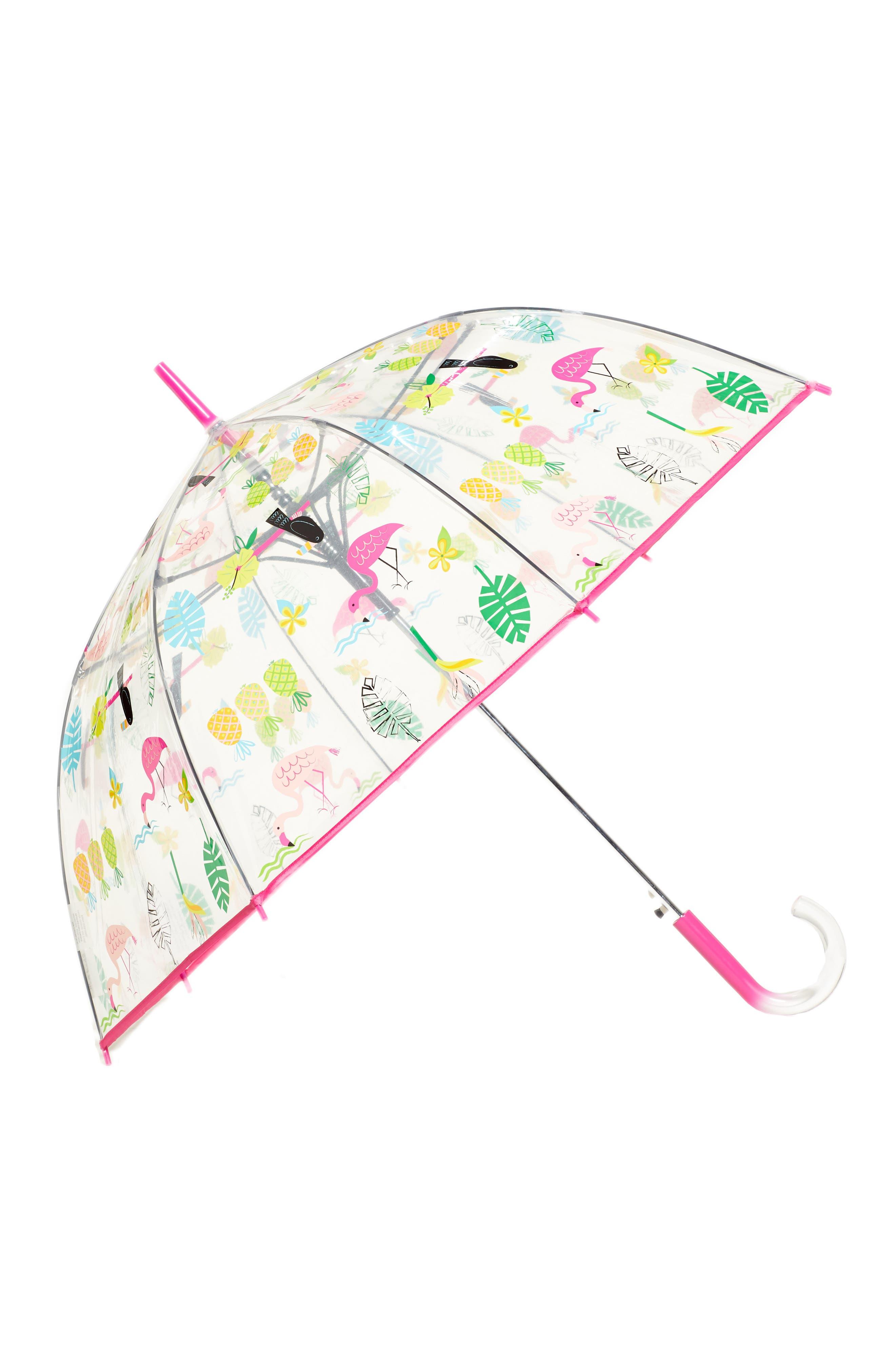 ,                             'The Bubble' Auto Open Stick Umbrella,                             Main thumbnail 3, color,                             101