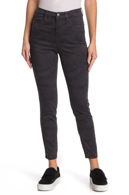 Image of SUPPLIES BY UNION BAY Blakely Camo High Waisted Skinny Jeans