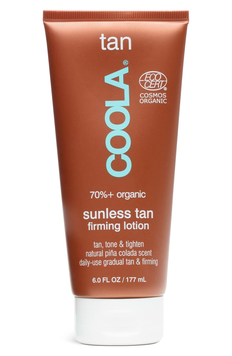 COOLA<SUP>®</SUP> Suncare Organic Sunless Tan Firming Lotion, Main, color, NO COLOR