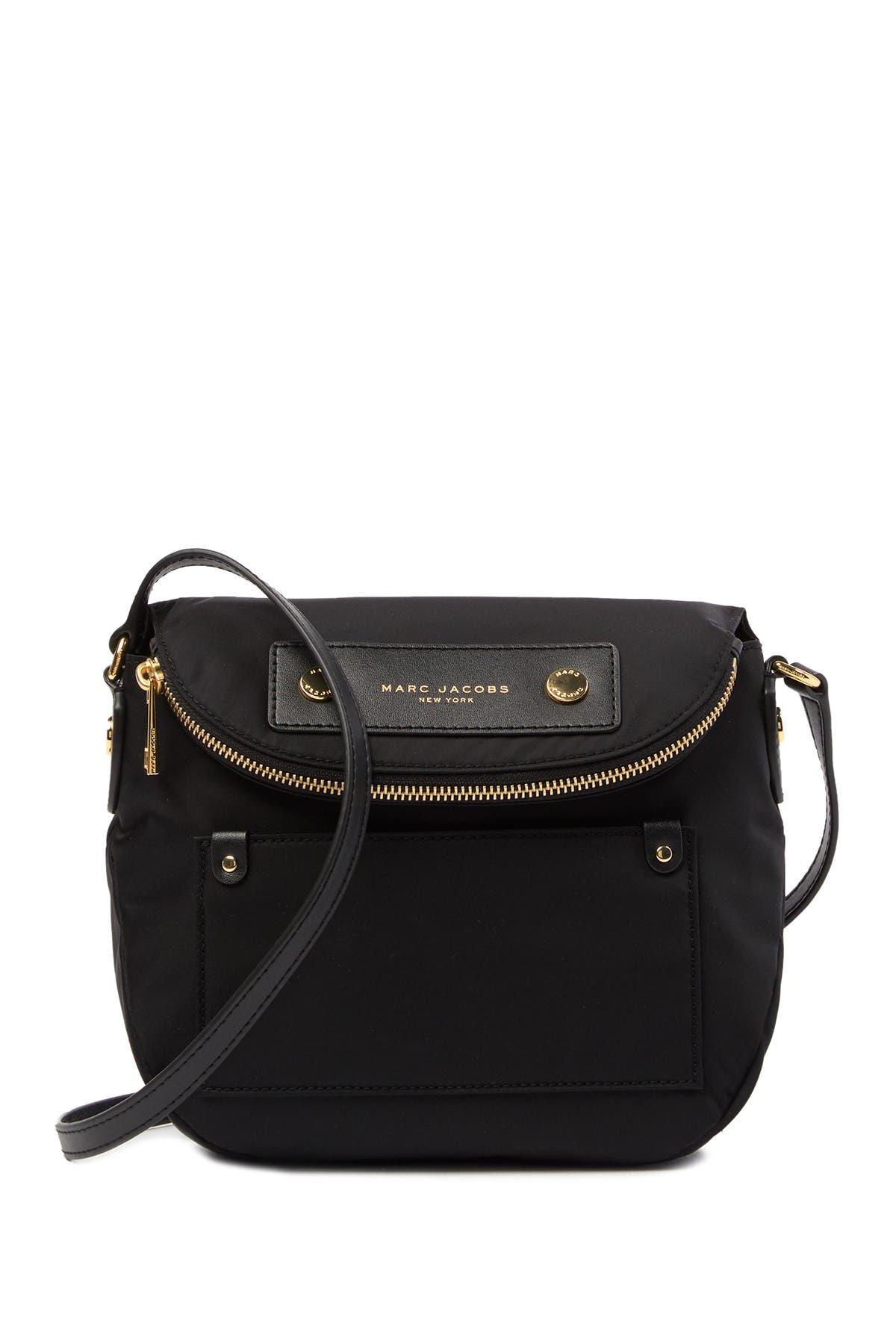 Image of Marc Jacobs Preppy Nylon Mini Natasha Crossbody Bag