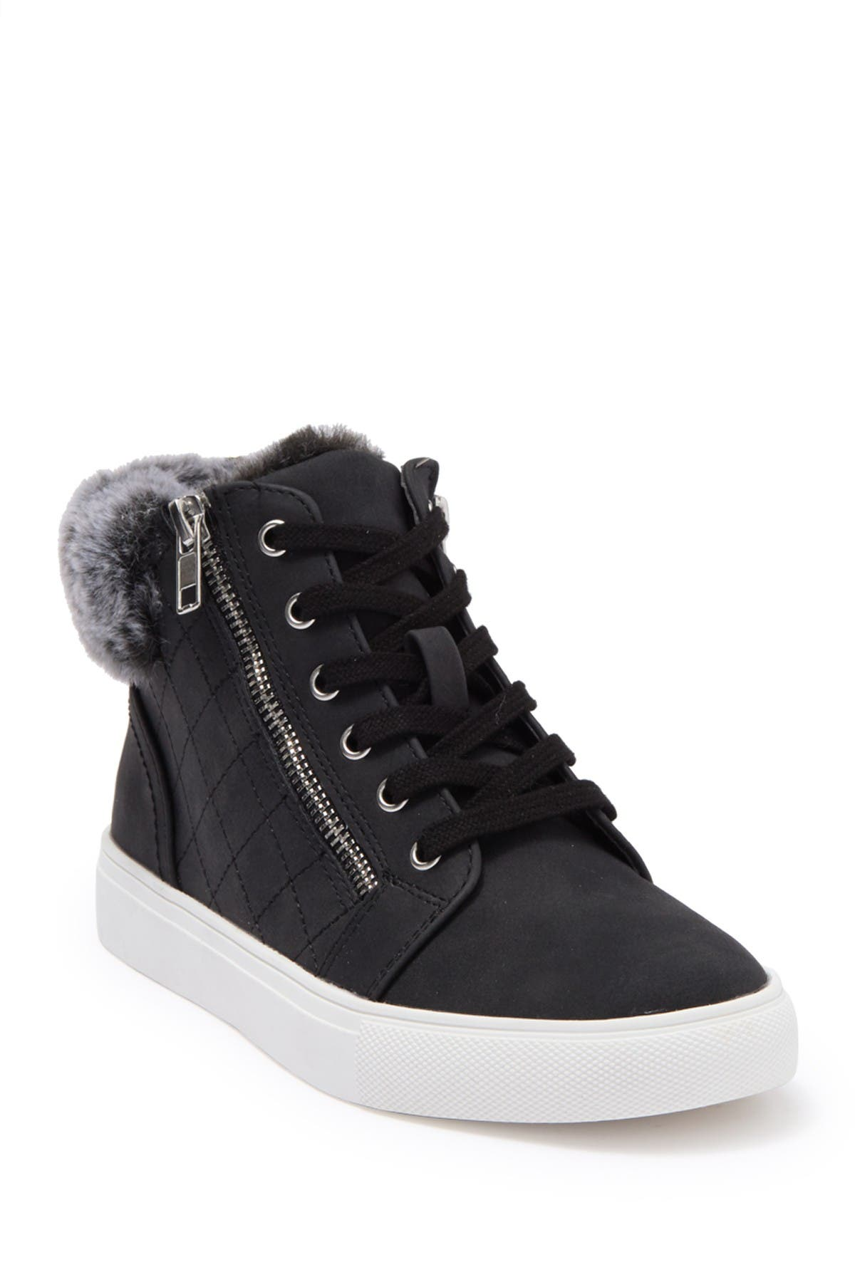 Image of Report Armond Faux Fur Lined Sneaker